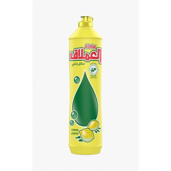Al-Emlaq Dish Wash Liquid Lemon 900ml