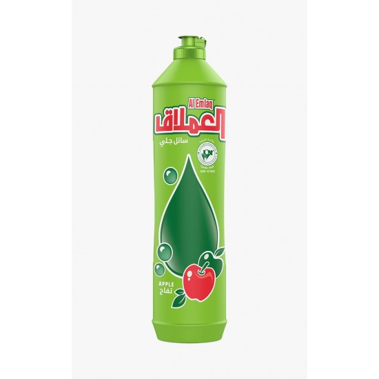 Al-Emlaq Dish Wash Liquid Apple 900ml