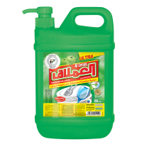 Al-Emlaq Dish Wash Liquid Apple1800ml