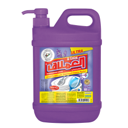 Al-Emlaq Dish Wash Liquid Lavender1800ml