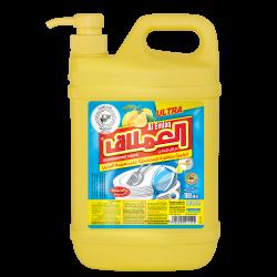 Al-Emlaq Dish Wash Liquid Lemon1800ml