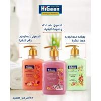 HiGeen Creamy Hand&Body Wash 500ml2+1