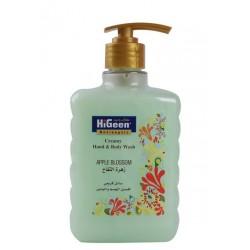 Higeen Creamy H&B Wash 500ML Apple Blossom
