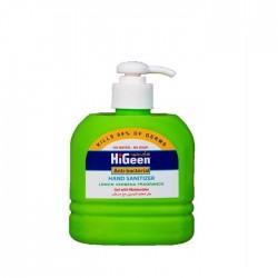 HiGeen Hand Sant Gel Fresh Lemon Verbena 500ml