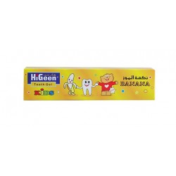 HiGeen Toothpaste 60gm Banana