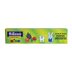 HIGEEN TOOTHPASTE 60gm Tuti Fruity