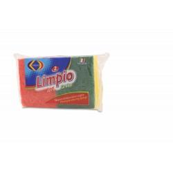 Corazzi Sc. Shaped Sp.limpio Presa 2 Pcs