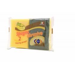 Corazzi Sponge Abrasive 2 Pcs