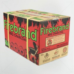 Firebrand BBQ10kg Charcoal 100% Natural